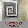 lightness of material